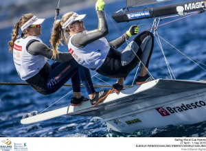 Sailing World Cup Hyères TPM  2016