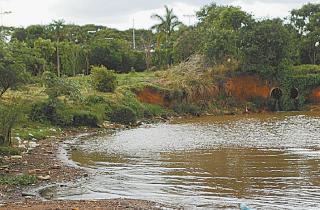 Nada detém o assoreamento do Lago Paranoá | Federação Náutica de Brasília