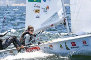Convocação Jogos Olímpicos no Rio 2016 na Classe 470 Feminino | Federação Náutica de Brasília