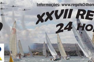Aviso de Regata 24H | Federação Náutica de Brasília