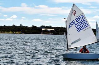 III Etapa - Torneio do Cerrado Classe Optimist 2015 | FNB