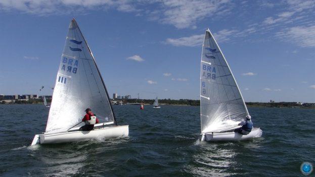 Surge uma nova flotilha nas águas do Paranoá