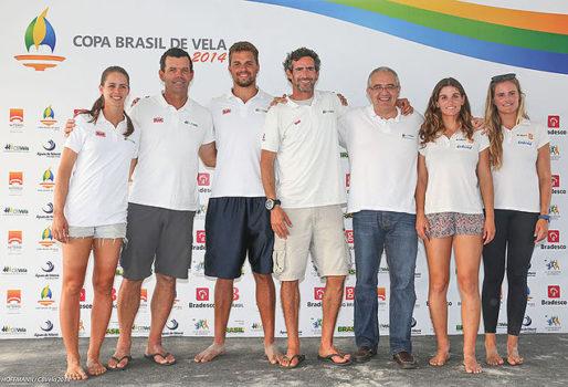 Alteração do Aviso de Regatas para a V Copa Brasil de Vela e III Copa Brasil de Vela Jovem