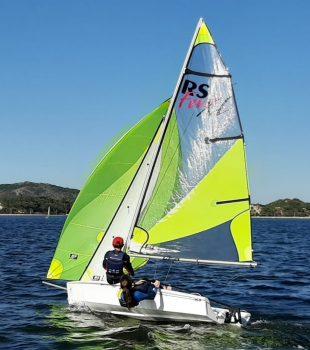 Katanka sedia evento de lançamento dos veleiros RS