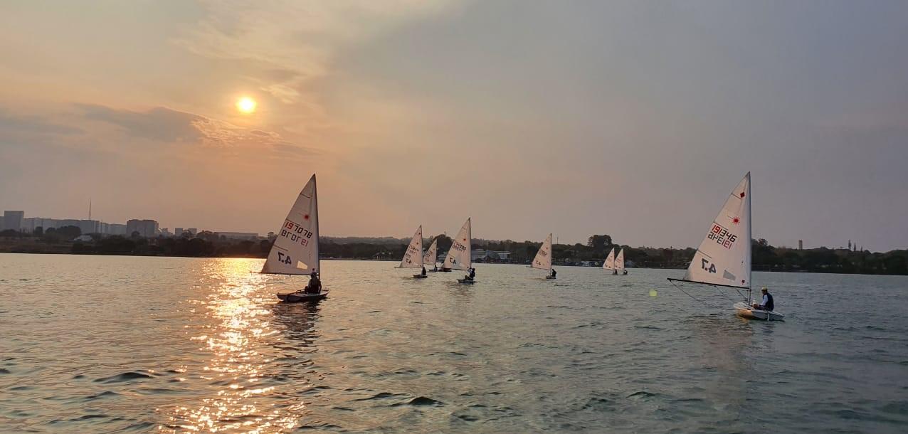 Competições náuticas são retomadas após a pandemia
